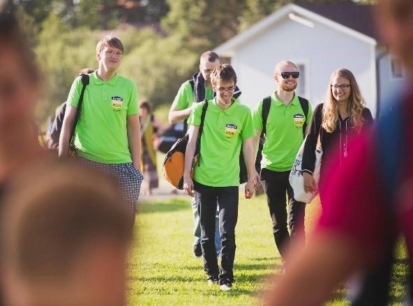 Helmes Summer Bootcamp