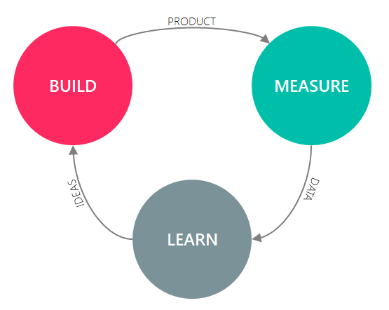 Build-Measure-Learn cycle