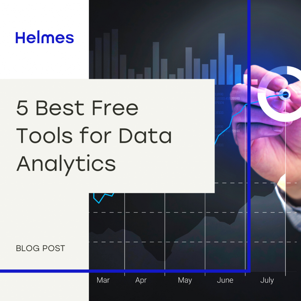 5 Best Free Tools for Data Analytics