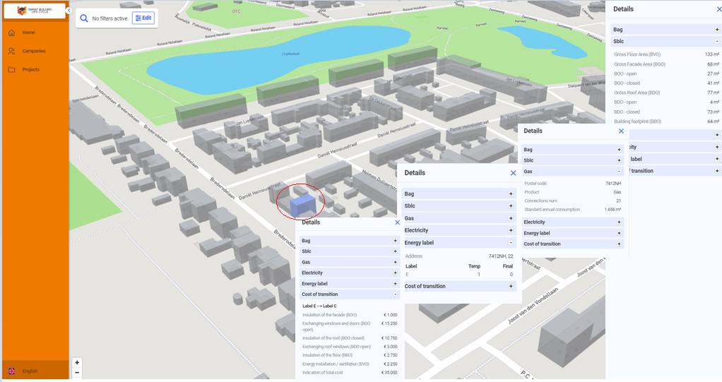 map application development